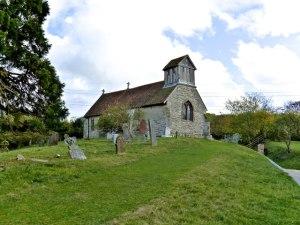 Morton Bagot Church, Warwickshire
