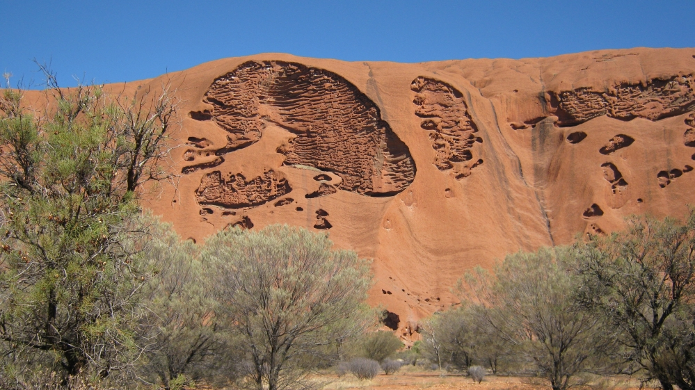 Places of Inspiration Part 3: Ayers Rock/Uluru, Evidence of Spirit Ancestors (1/2)