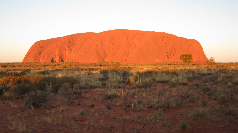 Places of Inspiration Part 3: Ayers Rock/Uluru, Evidence of Spirit Ancestors (2/2)