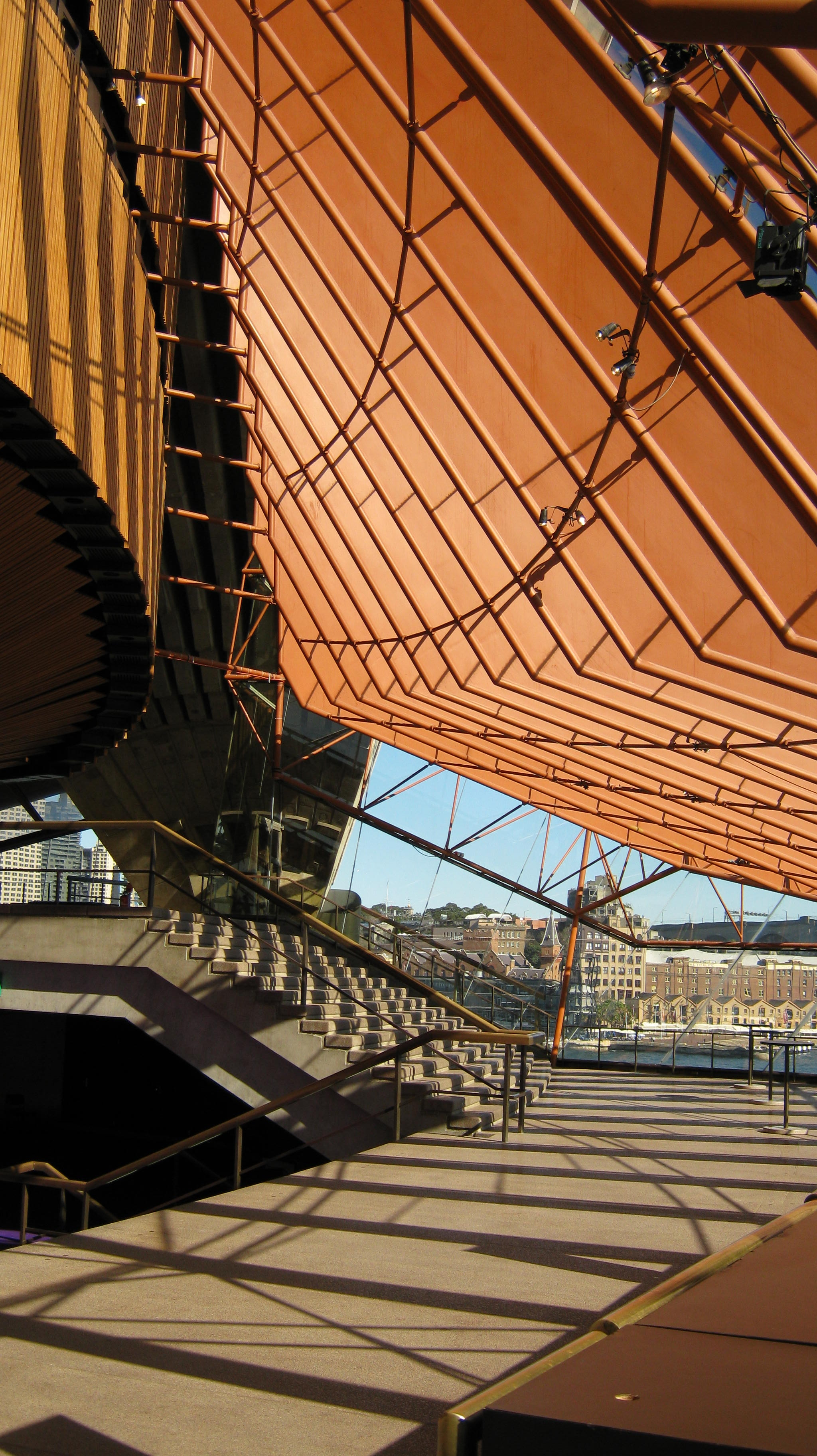 Sydney Opera House Northern Foyer : Places of inspiration part sydney opera house