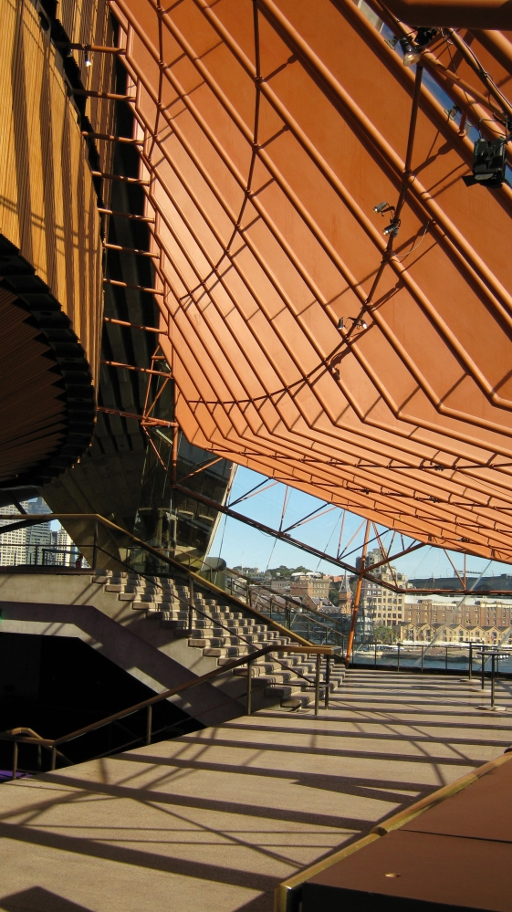 Places of Inspiration Part 5: Sydney Opera House - Masterpiece of Human Creative Genius (3/5)