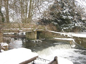 The Weir at the Saxon Mill 26 Dec 2010