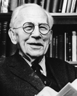 Sir Alister Hardy, founder of the Religious Experience Research Centre, and winner of The Templeton Prize 1985