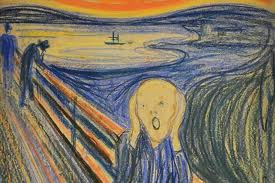 the scream and belonging Discover more about edvard munch's iconic piece the scream find out about the different versions of the scream, munch's inspiration & the thefts.