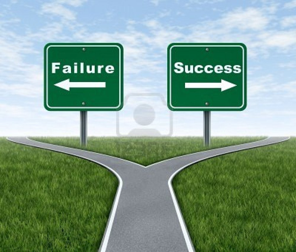 Success or Failure Revisited: Top Tips To Becoming a Successful Person