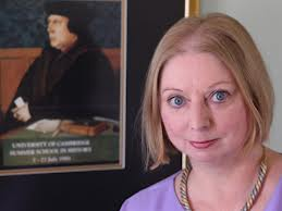 Hilary Mantel has opened up the life of Thomas Cromwell (photo credit: guardian.co.uk)