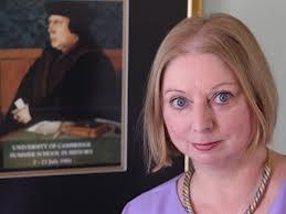 Hilary Mantel has opened up the life of Thomas Cromwell (photo credit: guardian.co.uk)