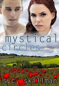 Mystical Circles cover image - romance & psychological suspense in the heart of the English countryside - intense & compelling