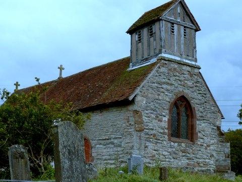 The church at Morton Bagot (photo credit: Julia Gardner)