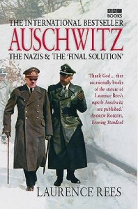 "book cover image of ""Auschwitz"" by Laurence Rees"