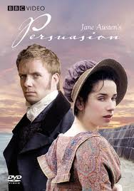 Jane Austen's Persuasion, which gave Tom Di Giovanni the idea for his novel