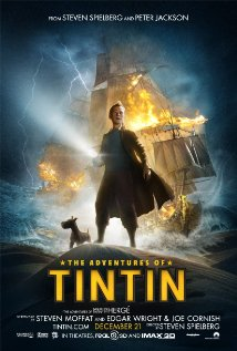 The Adventures of TinTin movie poster