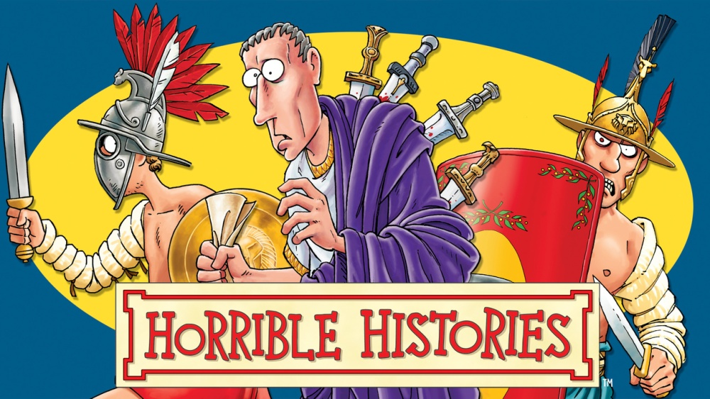 People of Inspiration Part 7: The Horrible Histories Cast (1/6)