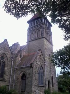 Old Milverton Church 7 June 2013 (photo credit: Abigail Robinson)