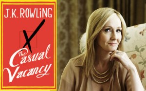 The Casual Vacancy/JK Rowling