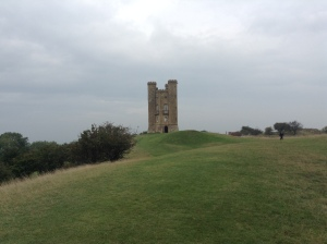 Broadway Tower, Cotswolds 1 Oct 2013 (photo credit Jamie Robinson)