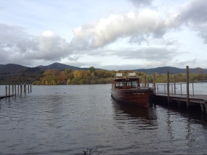 Derwentwater from Keswick (photo credit Abigail Robinson)