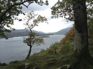 Surprise View, Derwentwater (photo credit Abigail Robinson)