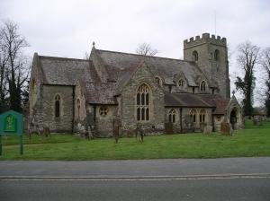 Holy Trinity Church, Hatton, Warwickshire (creative commons)