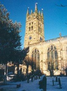 St Mary's Warwick (photo credit www.stmaryswarwick.org.uk)