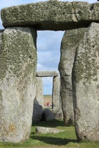 view through a trilithon (photo credit Abigail Robinson)