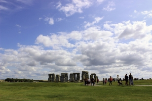 Stonehenge  Aug 2014 (photo credit Abigail Robinson)