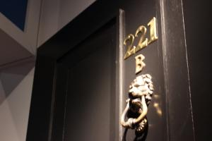 Sherlock Holmes' famous address