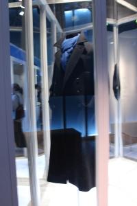 Sherlock's iconic coat