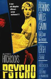 Alfred Hitchcock's 1960 masterpiece Psycho