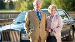 Michael Gambon & Julia McKenzie in the BBC's The Casual Vacancy