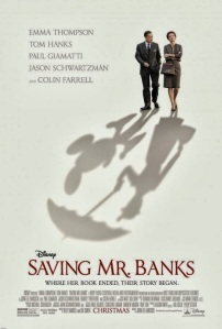 Saving Mr Banks Poster