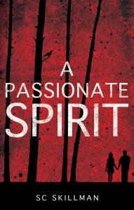 A Passionate Spirit by SC Skillman cover design