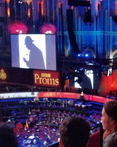 The Sherlock Holmes Prom, Royal Albert Hall, 16 Aug 2015