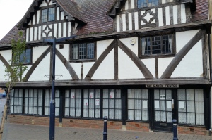 The Raven Centre in Gloucester