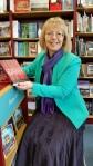 APS and author SC Skillman in Kenilworth Books 13 Feb 2016