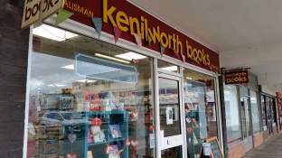 Kenilworth Books 8 Feb 2016