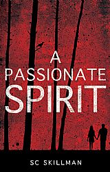 A PASSIONATE SPIRIT COVER DESIGN  as used on Matador web page