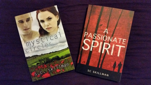 Mystical Circles and A Passionate Spirit by SC Skillman
