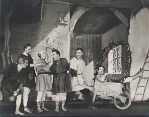 Shakespeare's 'Rude Mechanicals' in A Midsummer Night's Dream