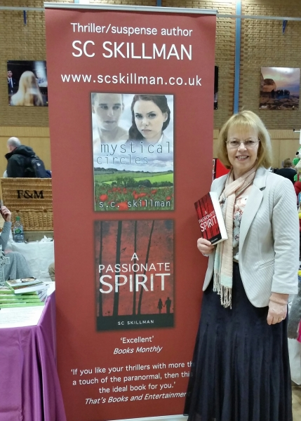 author-sc-skillman-at-booksigning-at-king-edward-vi-school-christmas-fair-sua-3-dec-2016