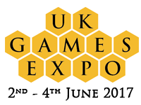 logo for UK Games Expo