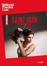 St Joan National Theatre Live
