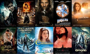Film Adaptations of books