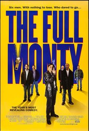 The Full Monty film poster