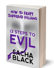 How To Craft Superbad Villains by Sacha Black