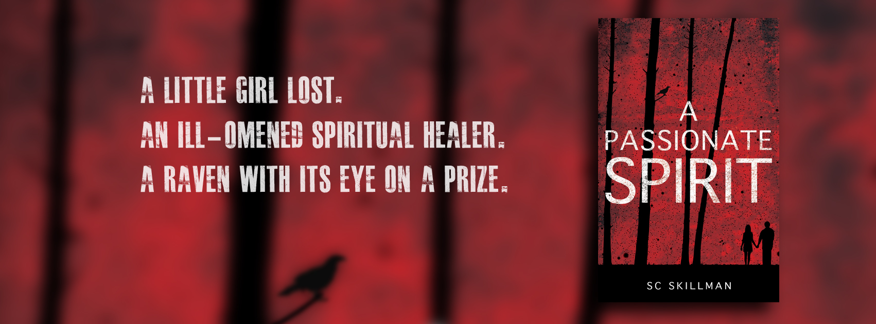 A Passionate Spirit cover image with tagline