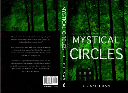 Mystical Circles 9781999707309 Full Cover Final Version