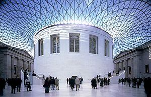 The Great Court, British Museum, London