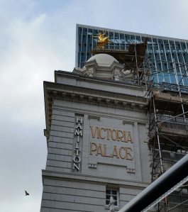 Victoria Palace Theatre, Victoria St, London