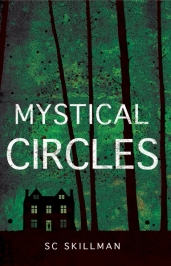 Cover Design Mystical Circles by SC Skillman pub Luminarie